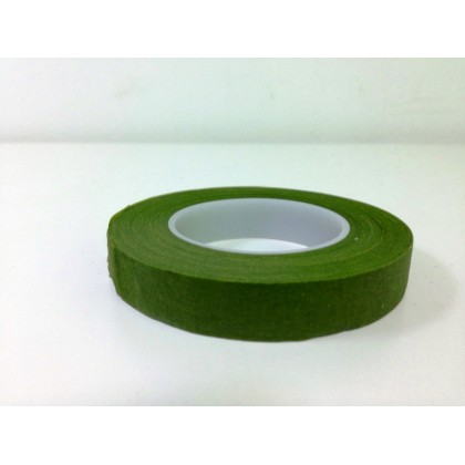 Цветарска лента - зелена от www.cvetarski.com