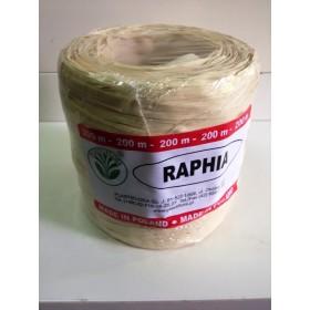 Рафия - синтетична екрю