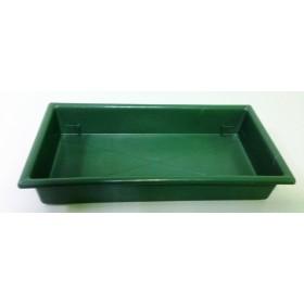 Пластмасова чиния - голяма