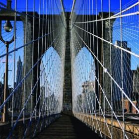 картина - мост