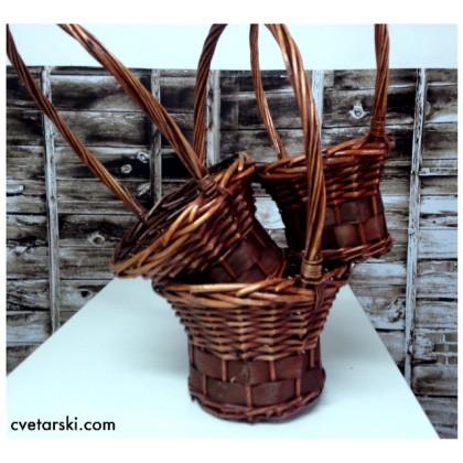 Кошница - тройка от www.cvetarski.com