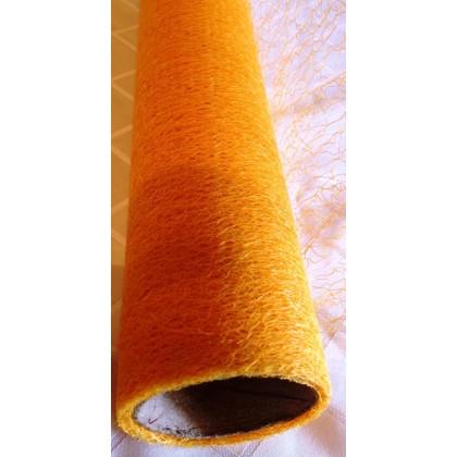 Мрежа Текстил -оранжево от www.cvetarski.com