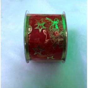 Коледна Панделка - Червена