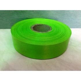 Панделка Мат - Сатен - зелено