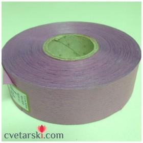 Панделка Мат - светло виолетова