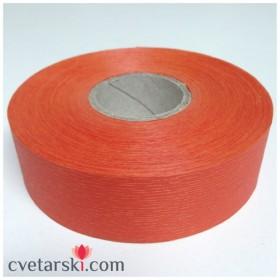 Панделка Мат - оранжева тъмна