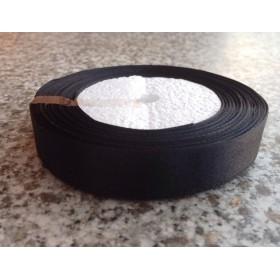 Панделка Сатен - черна
