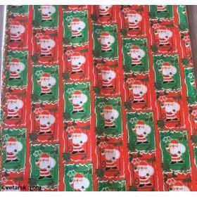 Коледна Хартия - Дядо Коледа - Рамка