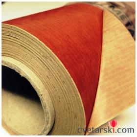 Крафт хартия - тъмно оранжева