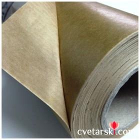 Крафт хартия - злато