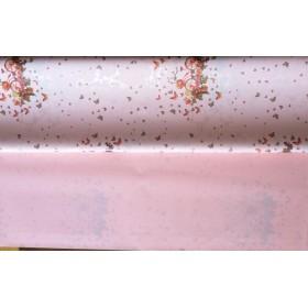 Хартия - колелело розово