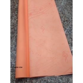 Хартия - Големи ноти - праскова