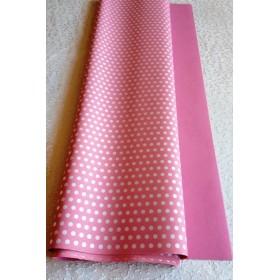 Хартия - розова голяма точка