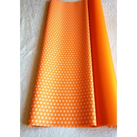 Хартия - оранжева голяма точка