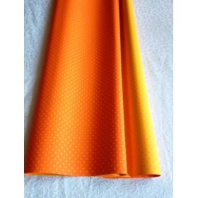 Хартия - оранжева малка точка