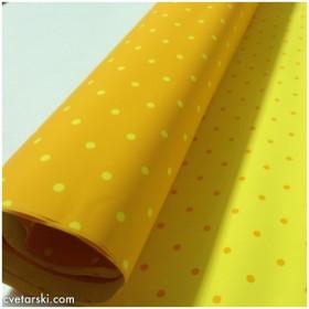 Хартия - двустранна - жълта точка