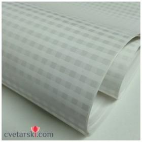 Хартия - каре бял гланц