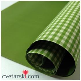 Хартия войнишко зелено каре