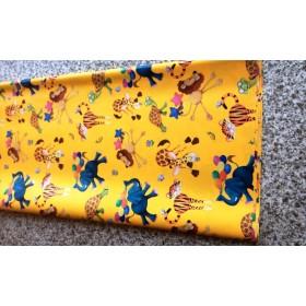 Хартия - Детска - жълта