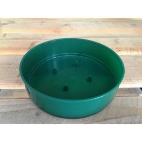 Подложка с шип за пиафлора кръгла зелена