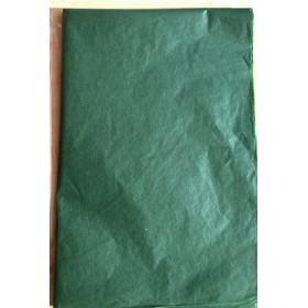 Тишу Хартия -  Тъмнозелен