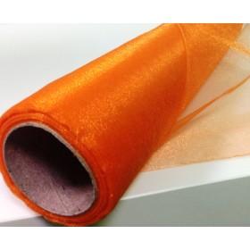 Органза - оранжева