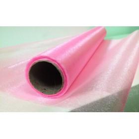 Органза - розово