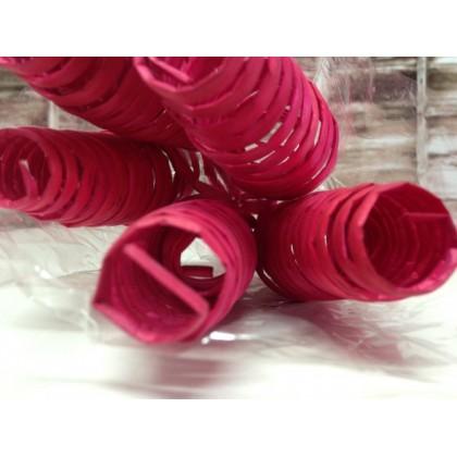 Спирала - червена от www.cvetarski.com