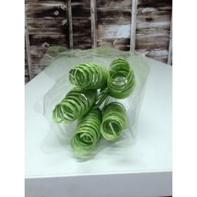 Спирала - зелена