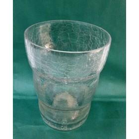 Кашпа начупено стъкло