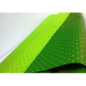 Хартия Лукс зелена точка - 25 листа